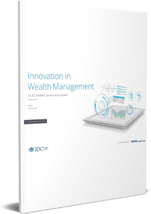 3D_Cover IDC WP Innovation in wealth management_DE