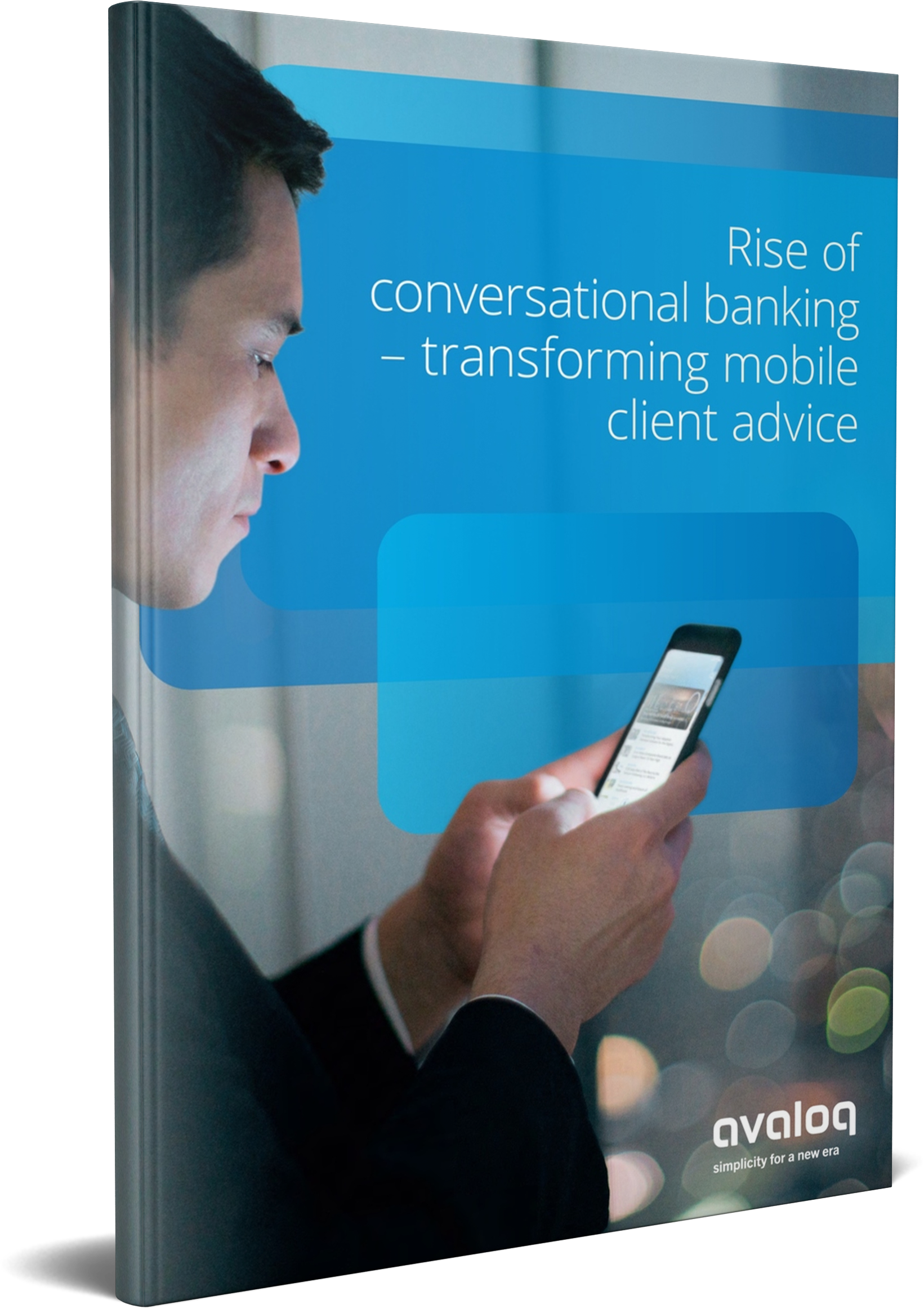 Cover Whitepaper Avaloq Conversational Banking